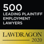 law Dragon 500 Leading Plaintiff employment lawyers