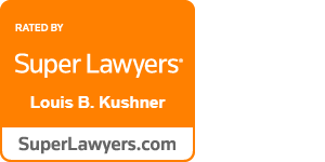 Louis Kushner Superlawyers badge