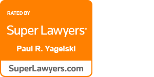 Paul Yagelski Superlawyers badge