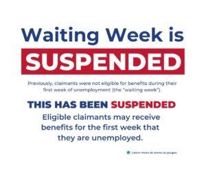 wait week is suspended image